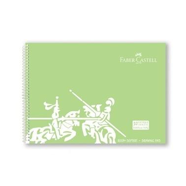 Faber Castell  Eğlenceli Resim Defteri PP Kapak 25x35 Renkli